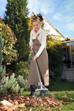 Arbeitsschutz für Gärtner
