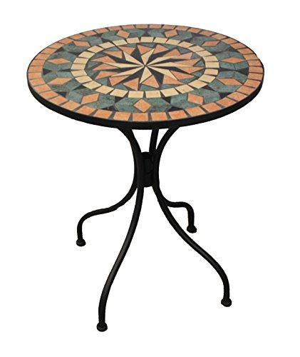 bistro mosaik tisch 60cm 21352 b garten blog. Black Bedroom Furniture Sets. Home Design Ideas