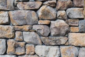 Materialwiederverwendung Steine