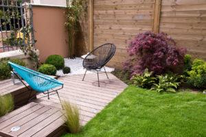 Auch Kleine Gärten Können Groß Wirken Garten Blog
