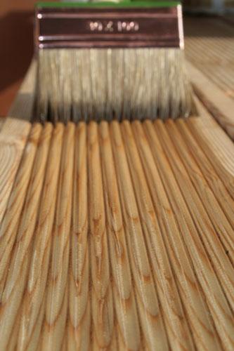 Gartenholz-fichte