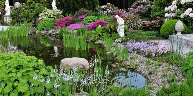 Gartenteich anlegen tipps garten blog for Gartenteich ideen