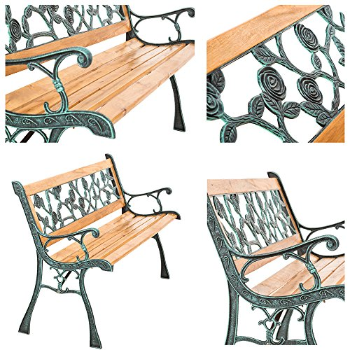 Gartenbank Wetterfest Holz. Finest Gartenbank Grau Holz Schema With ...