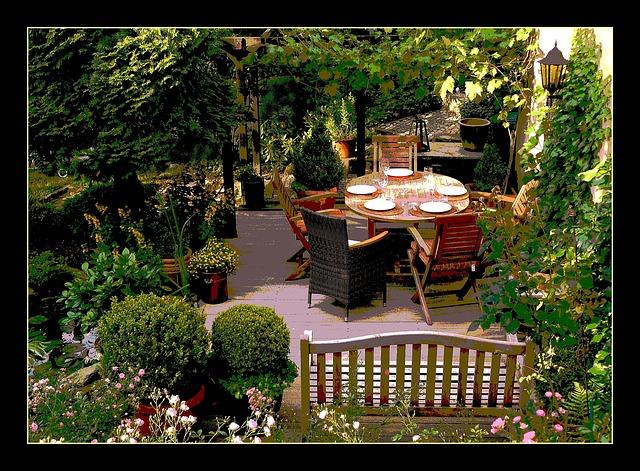 terrasse im garten - Terrasse Im Garten Herausvorderungen