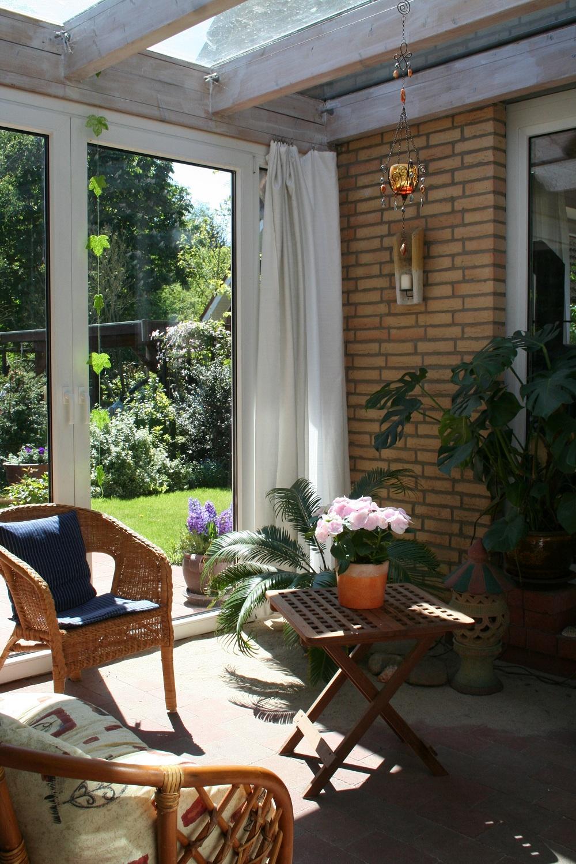 Garten » Moderne Möbel Für Wintergarten - Tausende Fotosammlung ... Einrichtungsideen Fuer Den Wintergarten