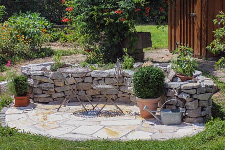 Die Richtigen Bodenfliesen Fur Den Garten Auf Was Muss Man Achten
