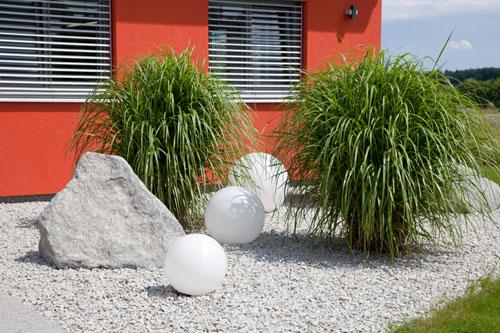 Kies als Gestaltungselement im Garten  Garten Blog