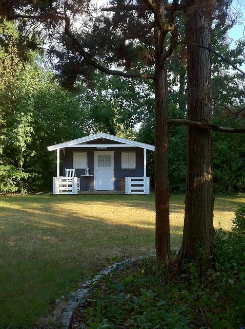 gartenhaus garten blog. Black Bedroom Furniture Sets. Home Design Ideas