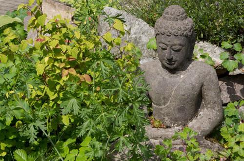 Verschönern Sie ihren Garten mit ausgefallenen Gartenskulpturen
