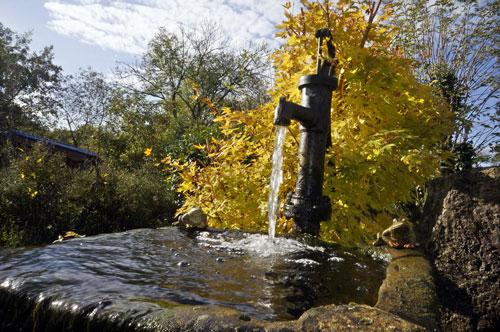 grundwasserbrunnen