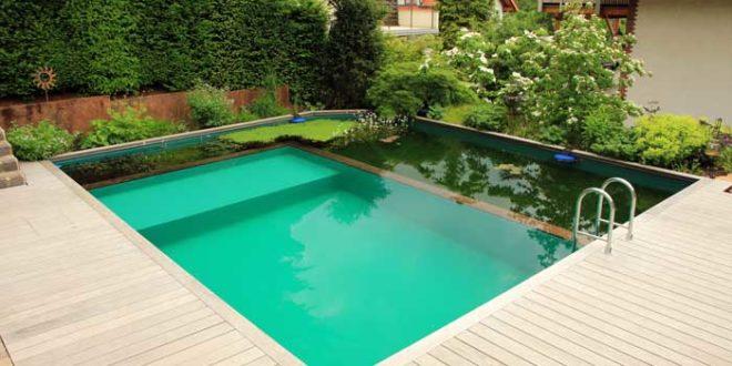 Was du bei deinem Swimmingpool im Garten beachten musst ...